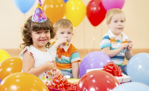 Regular kids party category