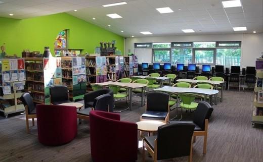Regular north halifax library