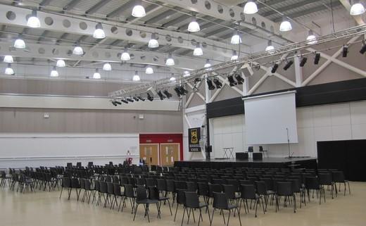 Regular sedgehill main hall conference large