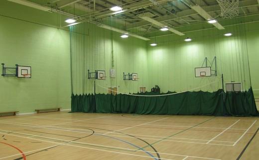 Regular sedgehill sports hall