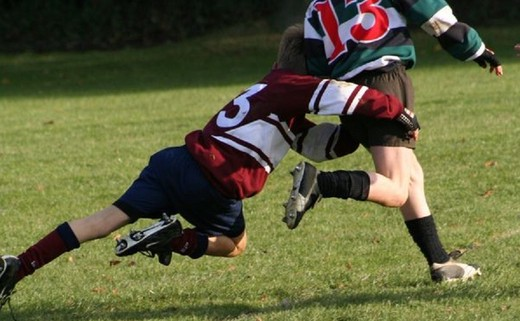 Regular junior rugby