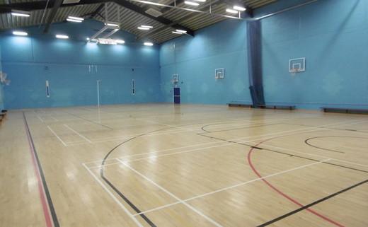 Regular sports hall 1