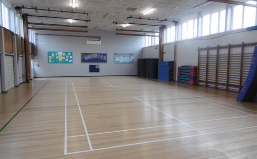 Regular gymnasium  2