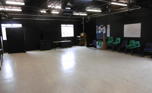 Regular drama studio 1