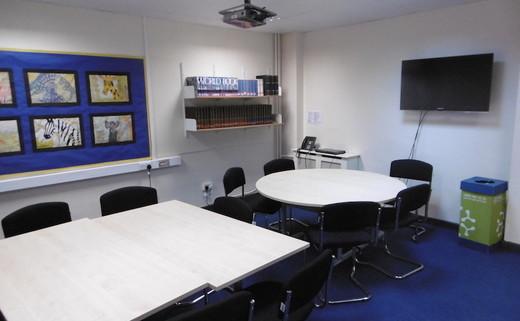 Regular meeting room 1