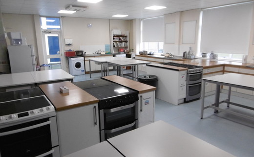 Regular cookery room