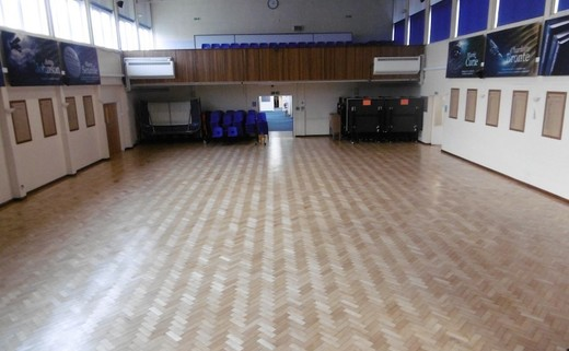 Regular main hall 2