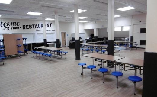Regular dining area 1