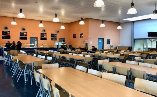 Regular dining hall 2