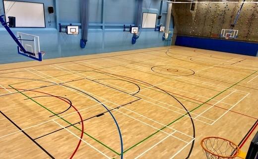 Regular sports hall 12