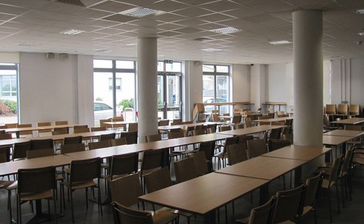 Regular sedgehill dining hall