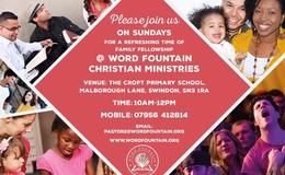 Word Fountain Christian Ministries