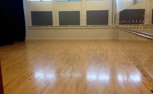 Regular sedgehill mirrored dance studio f102