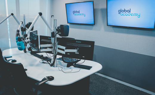 Regular radio station