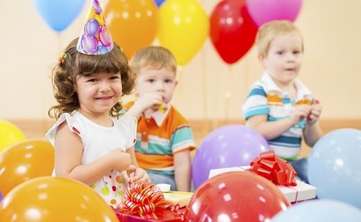 Regular kids party category