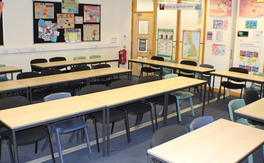 Regular st bede s 18 classroom th