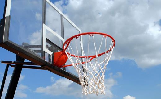 Regular basket backboard
