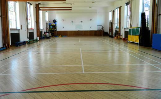 Regular 11. small sports hall