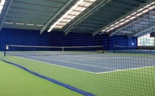 Indoor Tennis Courts