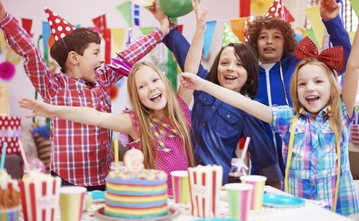 Regular children s party