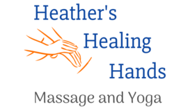 Heather's Healing Hands massage and yoga