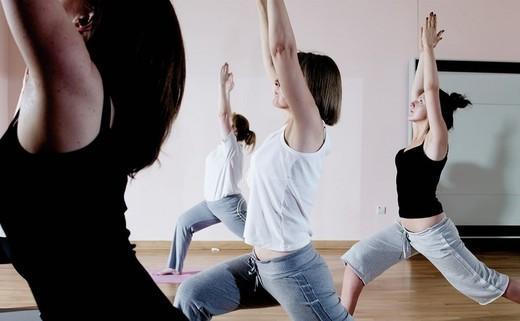 Regular yoga 11