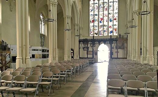 Regular church to rear v2