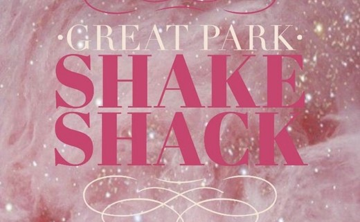 Regular great park shake shack logo