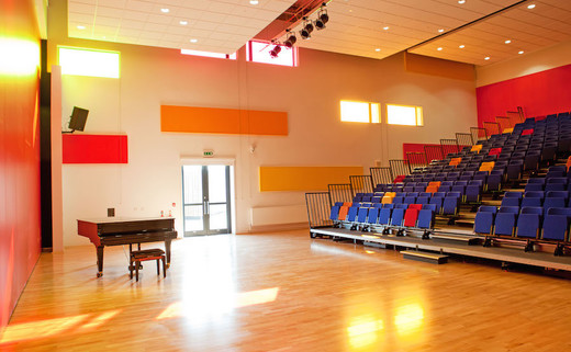 Dance and Drama Facilities