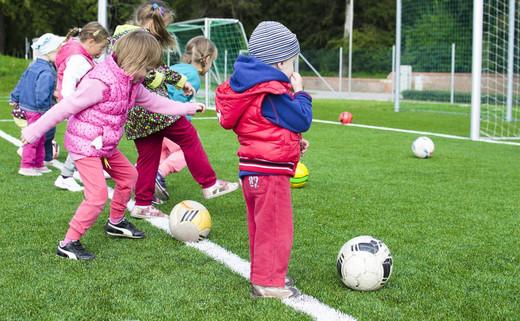 Children's Football Parties