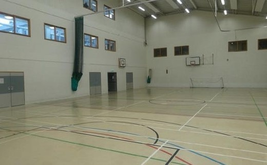 Sports Hall & Outdoor Pitches For Hire