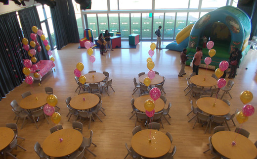 Special Events and Party Packages