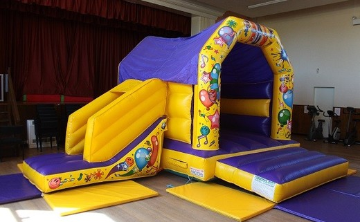 Regular bouncy castle 1  paint version