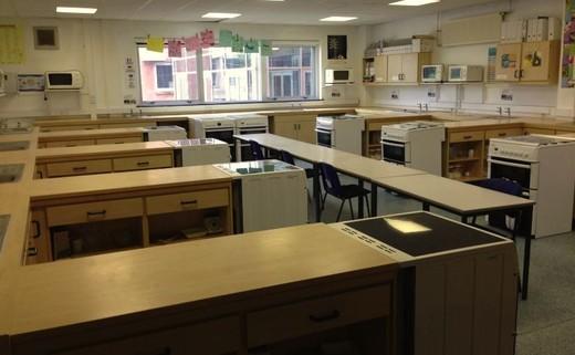 Regular cookery room resized
