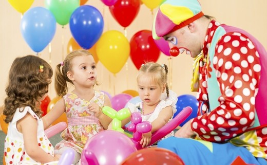 Children's Party Hire