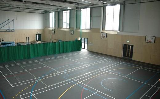 Regular sports hall 02
