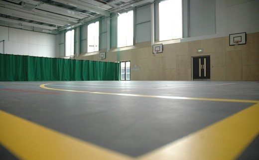 Regular sports hall 01