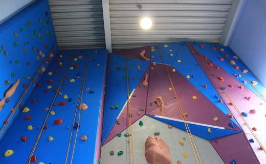 Regular freeston climbing wall 21 th