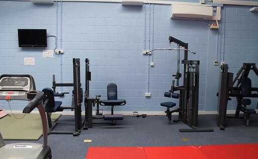 Regular free gym 363 th