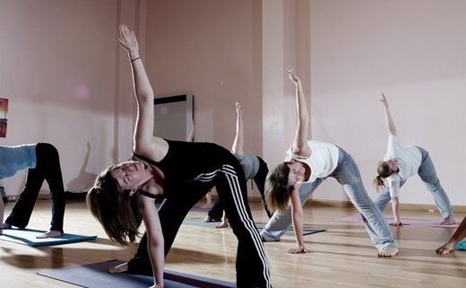 West Midlands Yoga