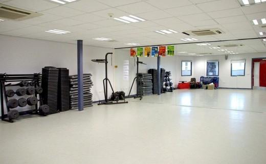 Regular active life dance studio