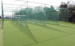 Thumb crest   cricket nets thumbs