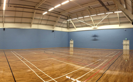 Regular sutton sports hall  1  th