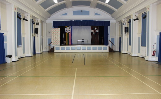 Regular sutton   main hall th