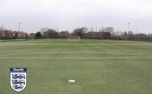 Regular 3g pitch   fa registered chorlton
