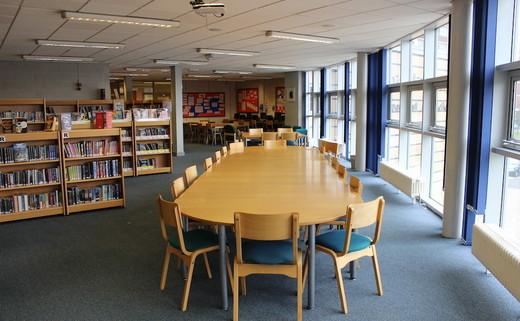 Regular chorlton library th