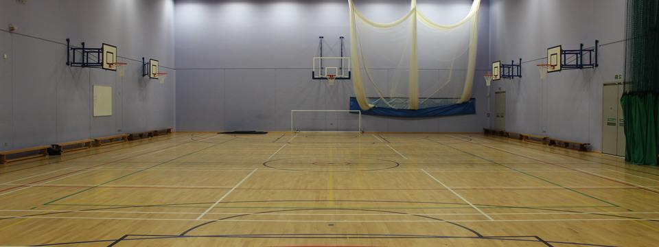 Regular oasis media   sports hall slide