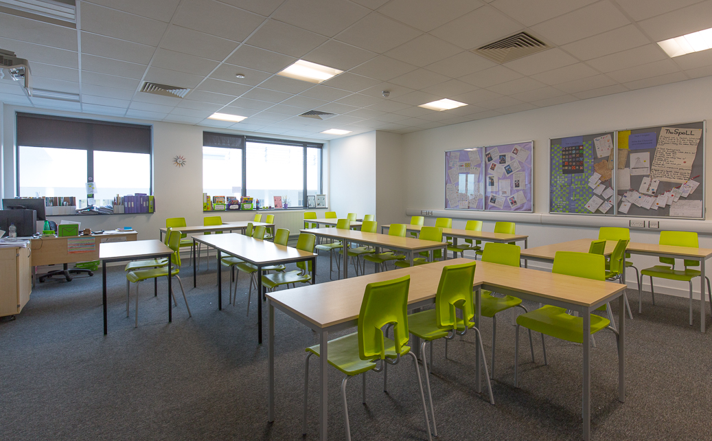 Classroom hire, meetings, groups...