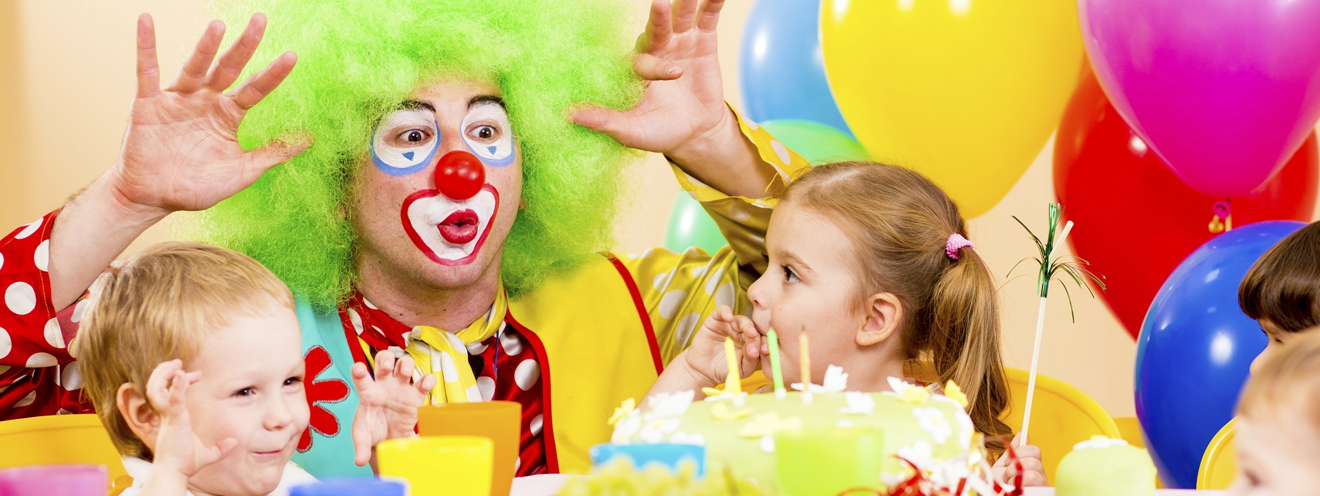 Childrens Party Hire
