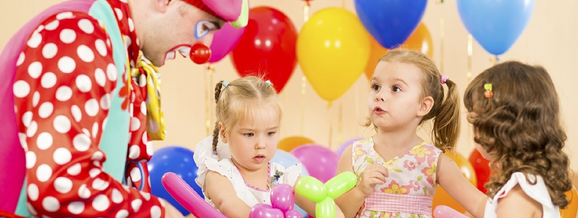Children's party rooms